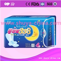 Domestic senior  company of negative ion sanitary napkin wh
