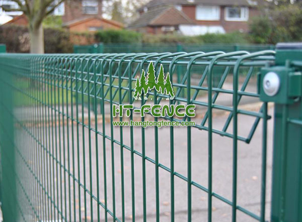 BRC Fence Roll Top mesh fence