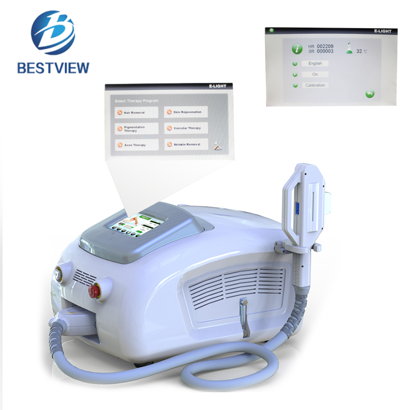 Best Professional E-light (IPL+RF) Hair Removal Machine in America