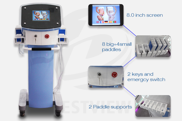 Lipolaser Body Slimming Machine for Sale
