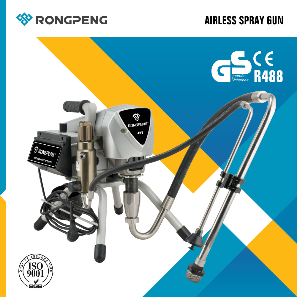 Airless Paint Sprayer R488