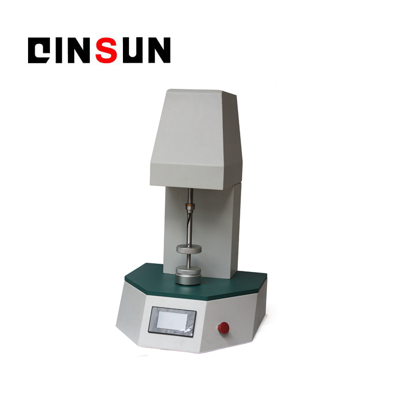 Automatic Wrinkle Recovery Tester