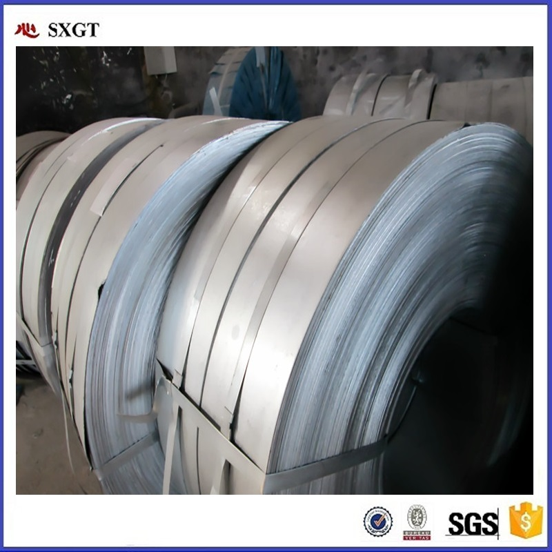 Cheap price China products galvanized steel strip for tubes