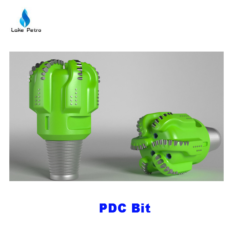 PDC Matrix Body Drill Bit with Chinese good quality cutter