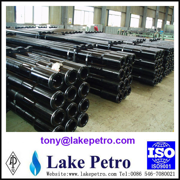 China factory crude oil pipe, oil well pipe,oil drill pipe