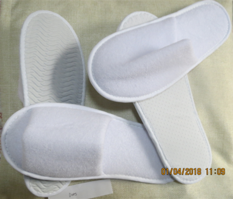hotel disposable slipper
