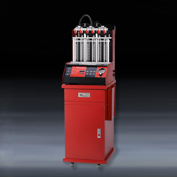 Fuel injector testing and cleaning machine manufacturer
