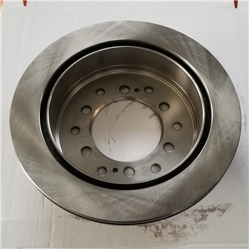 Toyota Cool Road Ze Customized production OEM 4243160295 brake disc/brake drum manufacturer