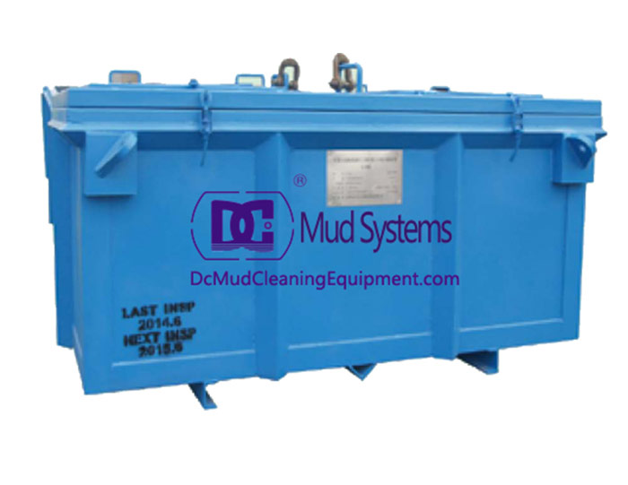 Drilling Cutting Box