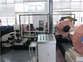 aluminum Strip and Foil slitting line