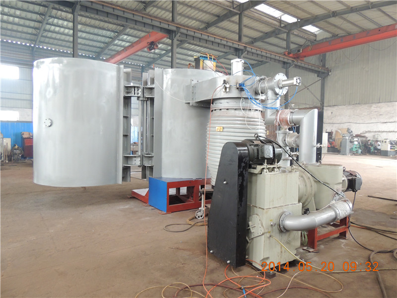 PVD coating system Aluminum evaporation coating / vacuum metallizing machine