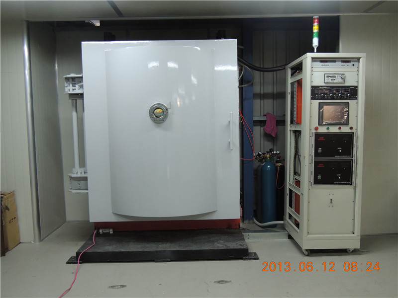 Vacuum coating machine PVD magnetron sputtering deposition coater