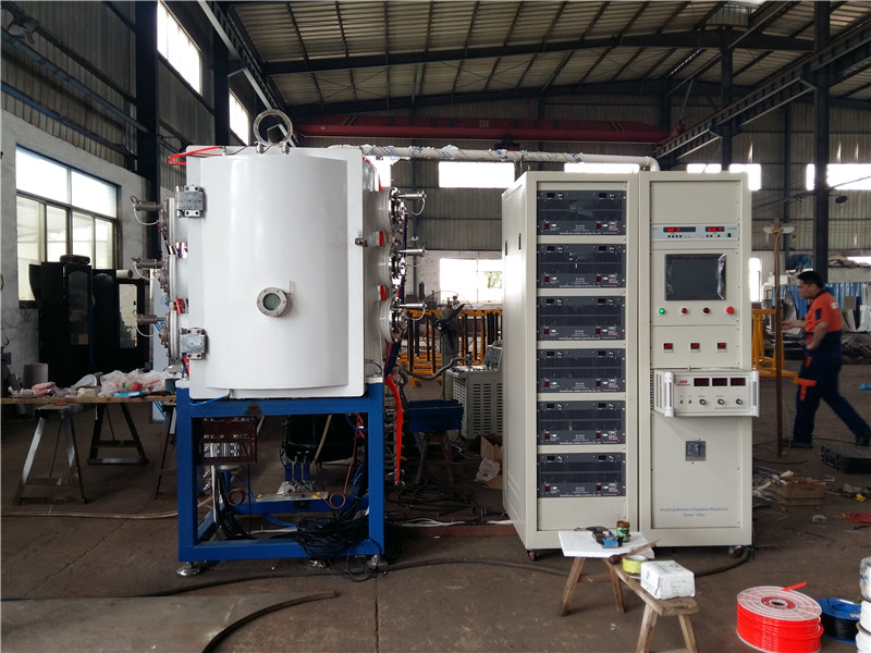 Decorative PVD multi arc ion plating machine IPG coating machine