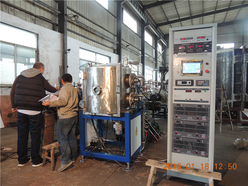 Titanium nitride vacuum coating equipment PVD chamber TiN coating machine