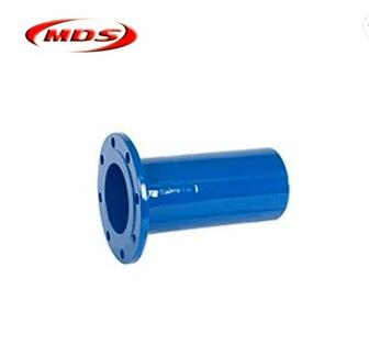 weight of epoxy coating ductile iron pipe spigot fittings
