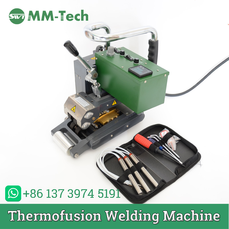 SWT-NS900 Geomembrane Welding Machine Automated Welder