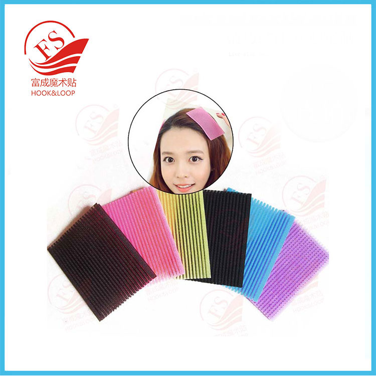 eco-friendly colorful nylon magic hair band