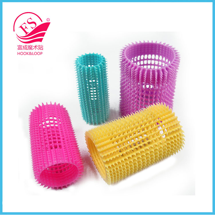 Popular hot product sleep hair roller short hair hair roller types plastic