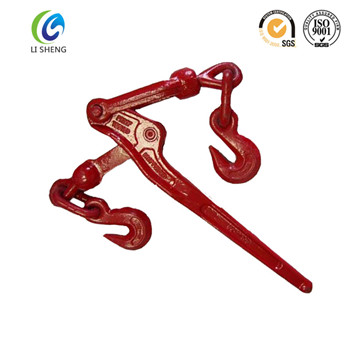 Forged Carbon Steel Lever Type Load Binder for Lashing Chains