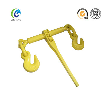 Carbon Steel Ratchet Type Load Binder for Lashing Chains