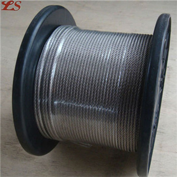 Stainless Steel 304/316 Wire Rope Manufacturer