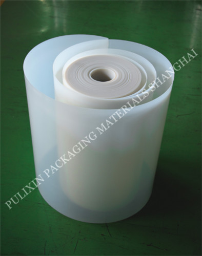 Natural color Permanent Antistatic PP&HIPS sheet roll for electronic packaging for vacuum forming