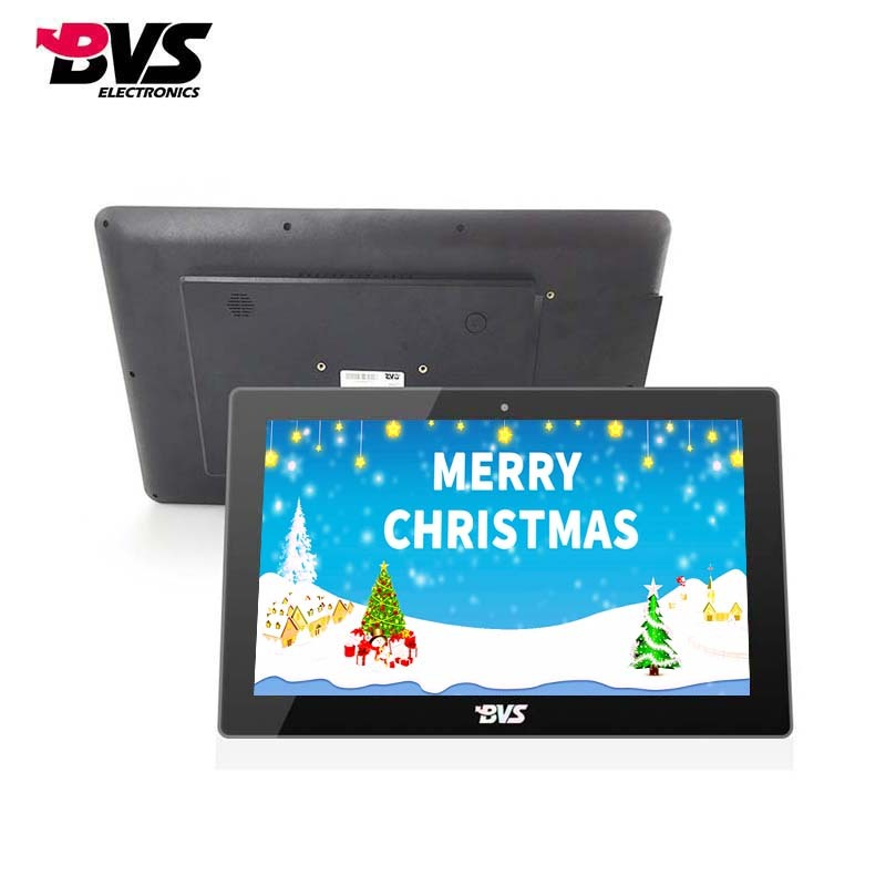 Advertising Diaplay Lcd Panel Computer android sesktops Computer with 15.6 inch touch screen