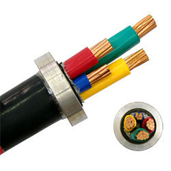 PVC Insulated and Sheathed Power Cable