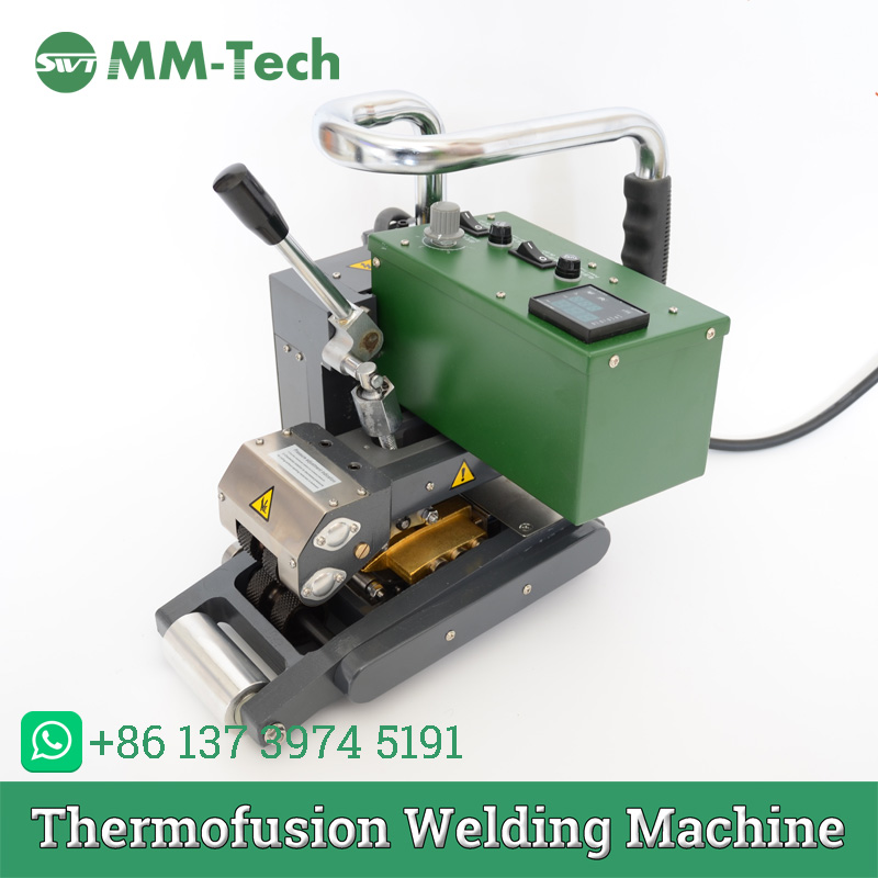 SWT - NS900 PVC profile welding machine waterproofing geomembrane welding machine