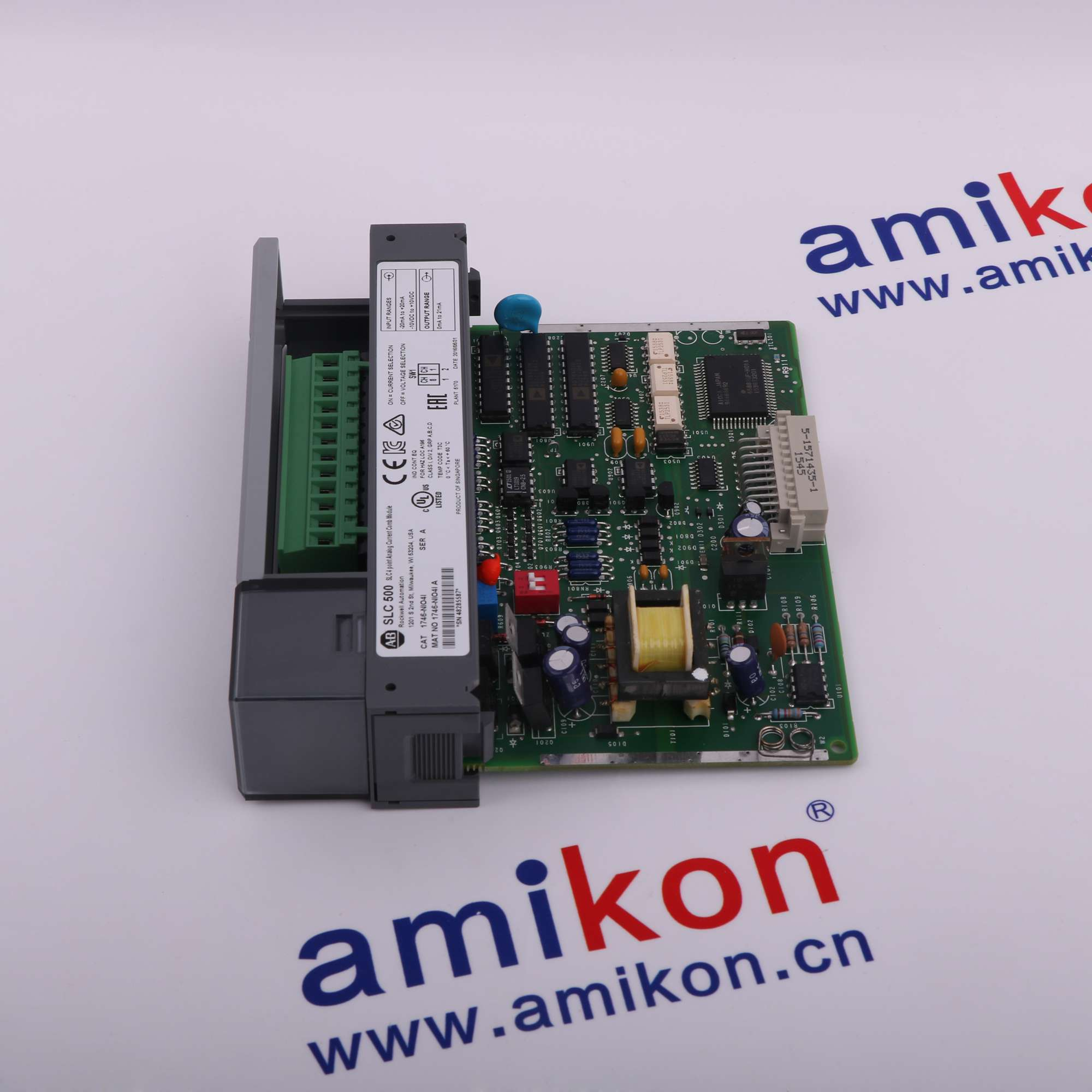 A20B-8200-0542 ABB NEW &Original PLC-Mall Genuine ABB spare parts global on-time delivery