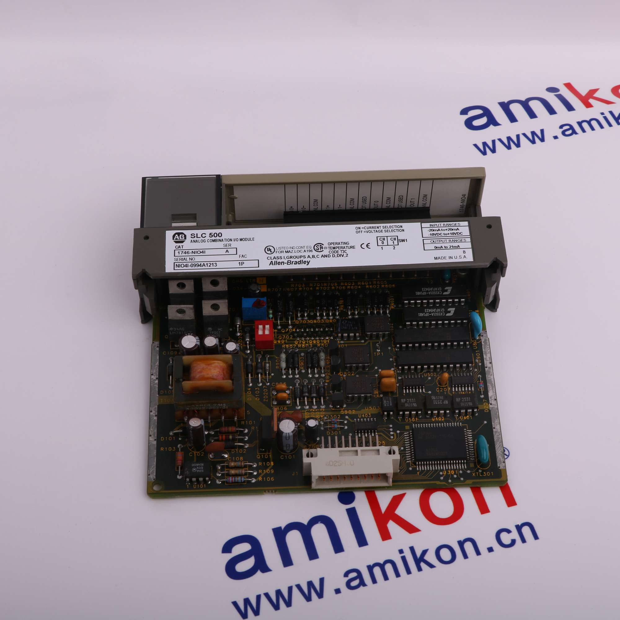 A20B-8201-0212 ABB NEW &Original PLC-Mall Genuine ABB spare parts global on-time delivery