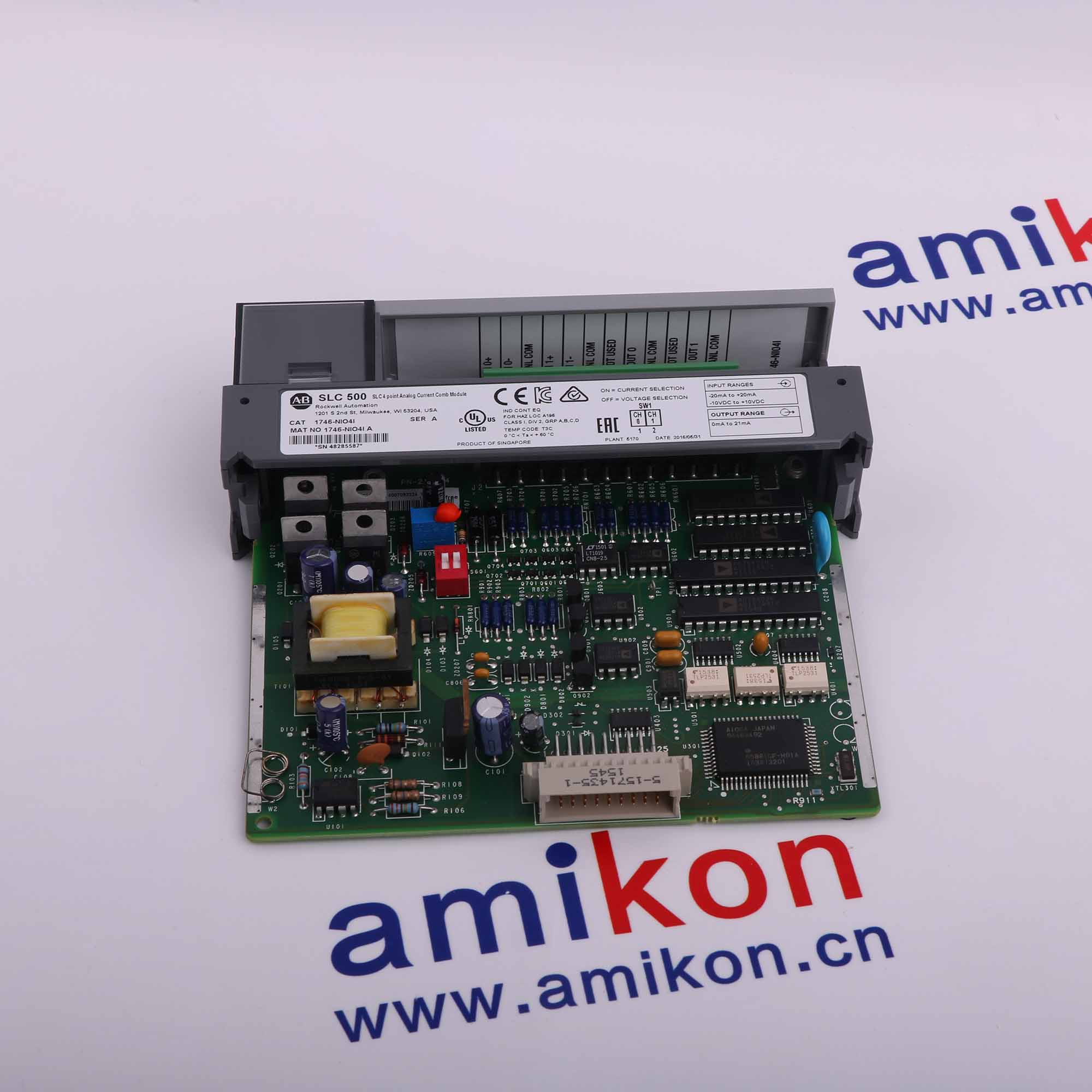 A20B-8100-0130/0136/ 0137 ABB NEW &Original PLC-Mall Genuine ABB spare parts global on-time delivery