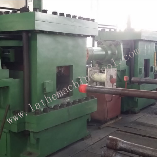 oil pipe production line  for Upset Forging of drill pipe