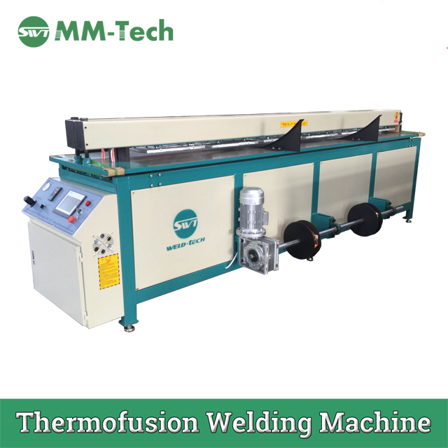 SWT-PH4000 PE Plastic Sheet Bending and Hot Plate Sheet Butt welders