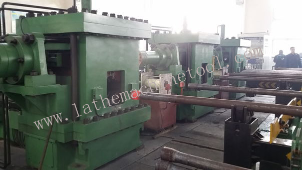 tubular upsetting press  for Upset Forging of Oil Extraction pipe