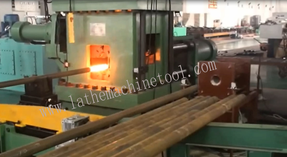 horizontal forging press machine