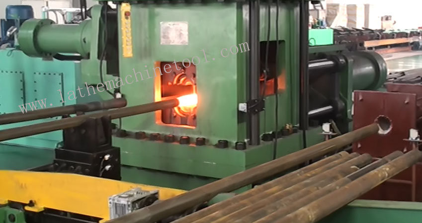 Tube End Forging Upsetter For Upset Forging Of Oil Pipes