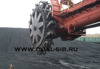 Russian Coal deliveries directly from KCC.