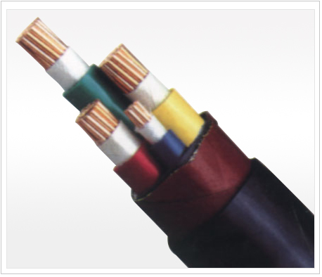Low Voltage Copper Conductor PVC Insulated Power Cable