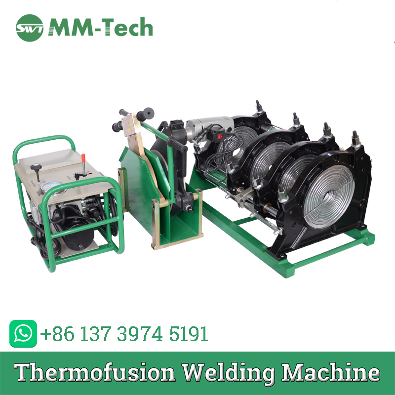 315mm Automatic Hydraulic Butt Fusion Welding Machine