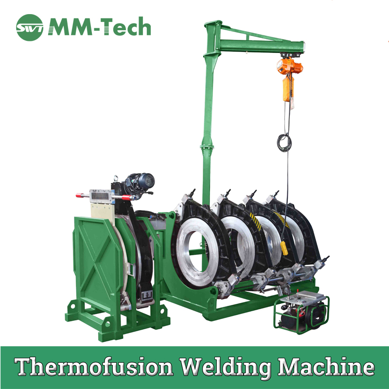 SWT1200/800HC Pe Hydraulic Butt Fusion Welding Machine With Good Quality Hydraulic Docking Butt Welder