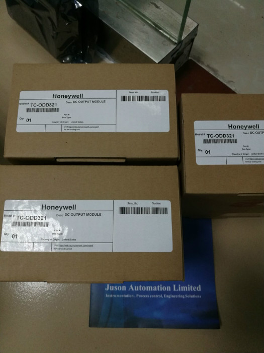 Honeywell-TC-ODD321