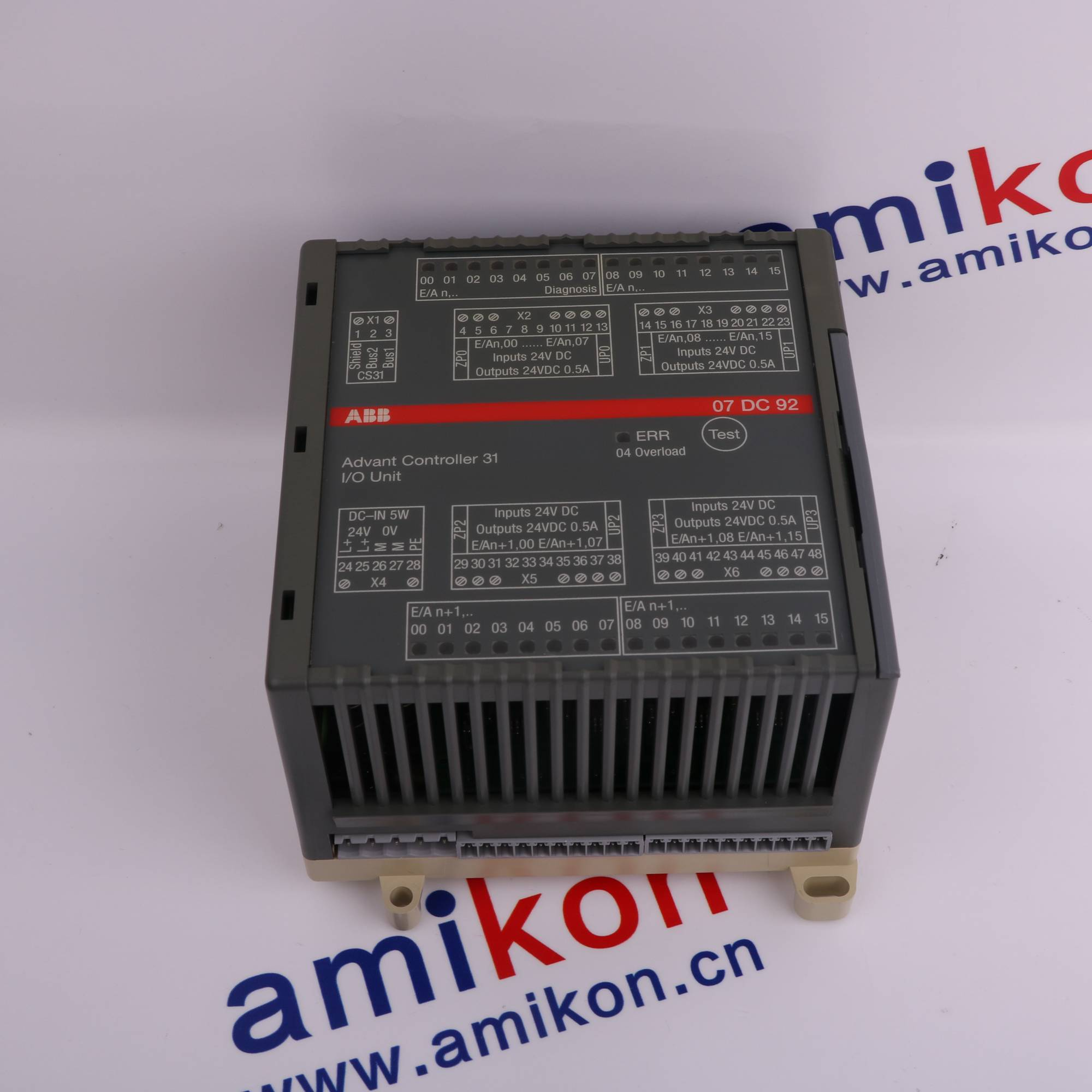 DSQC223 Genuine ABB spare parts NEW &Original PLC-Mall wholesaler