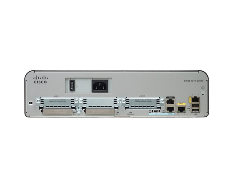 Cisco 1941 Security Bundle w/SEC license PAK