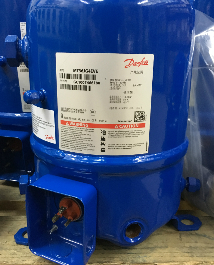 Danfoss Compressor MT4/MT5 Series