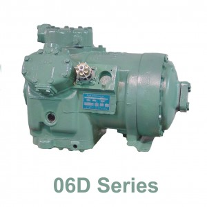 Carrier Compressor 06D Series