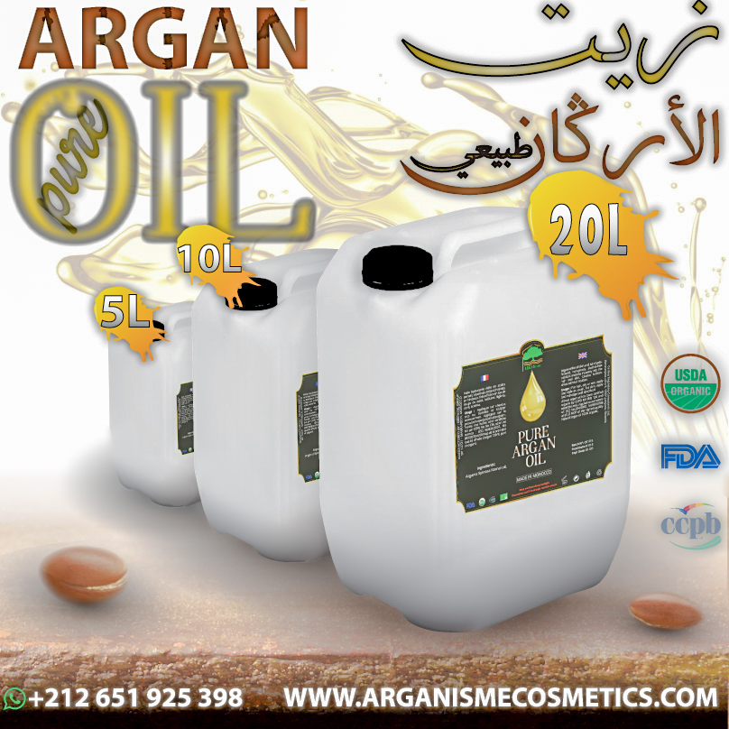 Producer of virgin Argan oil