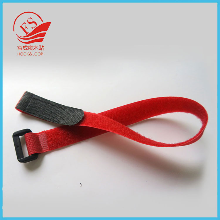 Environmental protection magic tape fixing goods hook loop klettband