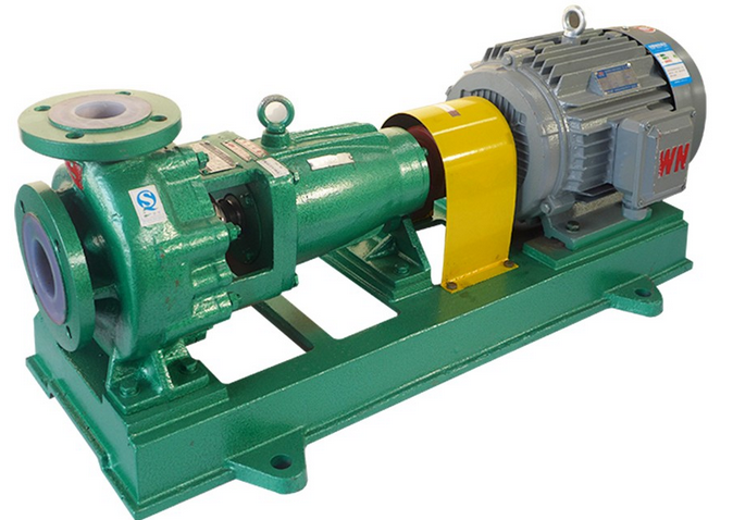IHF Series Chemical Transfer Centrifugal Pump