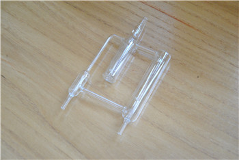 Customize high quality all kinds of glass instruments quartz absorption cell supplier